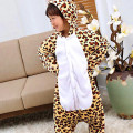 Пижама детская леопард на рост 125-130см Кигуруми