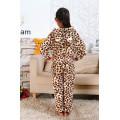 Пижама Леопард на рост 135-140см кигуруми