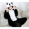 Пижама Панда c объемной мордой S на рост 145-155 кигуруми