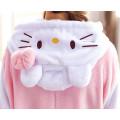 Пижама детская Хелоу Кити на рост 135-140см Кигуруми Hello Kitty