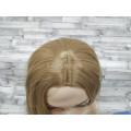 Парик Золушки блонд с пробором волнистый
