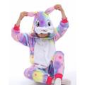 Пижама детская заяц звездный на рост 125-130см Кигуруми