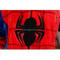 Пижама детская Спайдермен рост 125- 130см на молнии Человек паук Кигуруми