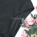 Купальник сдельный черный c геометрическими вырезами ромбами М