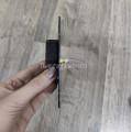 Часовой механизм 30 см минутная стрелка, квадратный черный акрил